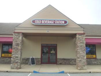Cold Beverage Station