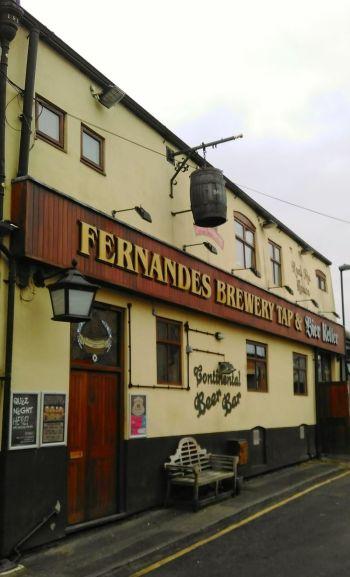 Fernandes Brewery Tap & Bier Keller