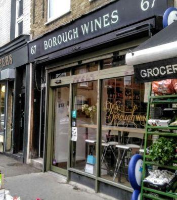 Borough Wines [Wilton Way]