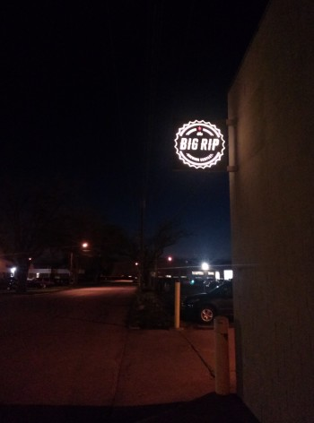 The Big Rip Brewing Company