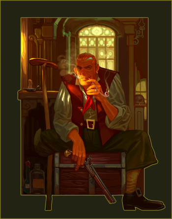 Taverna di Capitan Flint