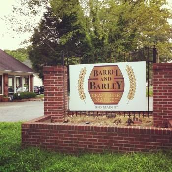 Barrel & Barley Craft Beer Market