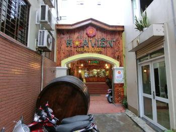 Hoa Vien Brauhaus Restaurant