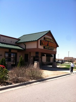 The Boulder Tap House