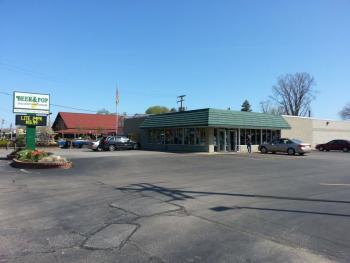 The Beer & Pop Discount Warehouse