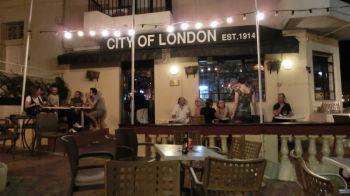 City of London Bar