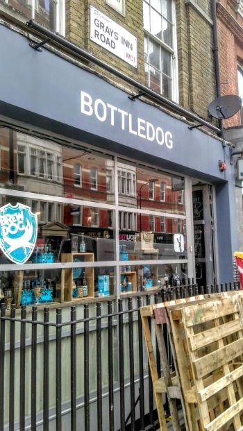 BottleDog Kings Cross (BrewDog)