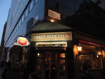 Craft Beer Co - Covent Garden