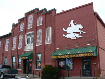 High Noon Saloon and Brewery