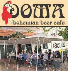 Doma Bohemian Beer Cafe