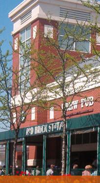 Red Brick Station Restaurant and Brewpub