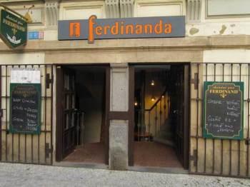 Ferdinanda Praha - Nov� Město