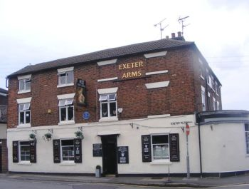 Exeter Arms (Dancing Duck)