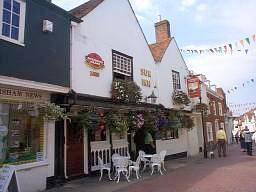 Sun Inn (Shepherd Neame)
