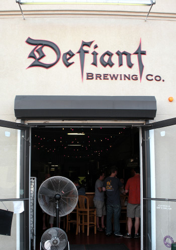 Defiant Brewing Company