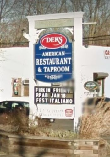 Deks American Restaurant