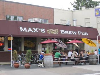 Max�s Fanno Creek Brew Pub