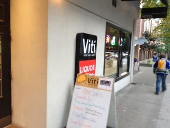 Viti Wine and Lager