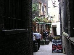 Olde Mitre Tavern (Fuller�s)