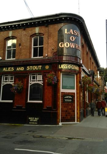 Lass o� Gowrie