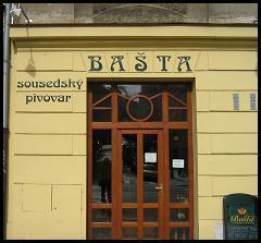 Pivovar Ba�ta / Restaurace U Bansethů