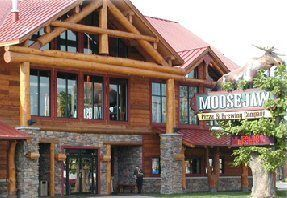 Moosejaw Pizza and Brewing Company