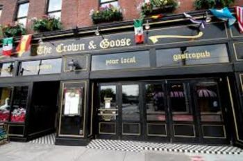 The Crown and Goose