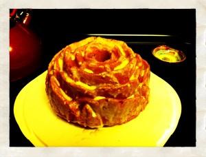Glazed Vanilla Bundt Cake