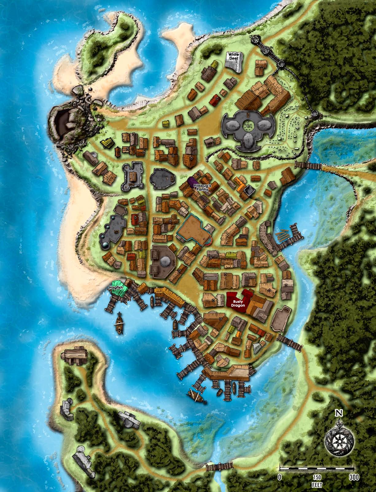 [Pathfinder (BR)] Fires over Brinestump  Map_01-sandpoint