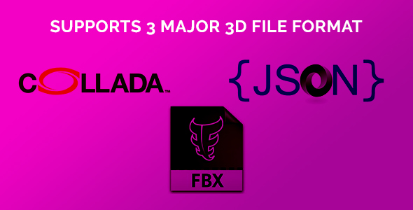 supported file format