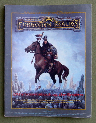 DM's Sourcebook of the Realms (Advanced Dungeons & Dragons: Forgotten Realms) - PLAY COPY, Ed Greenwood & Jeff Grubb