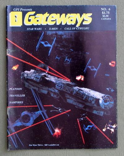 Gateways Magazine, Issue 6