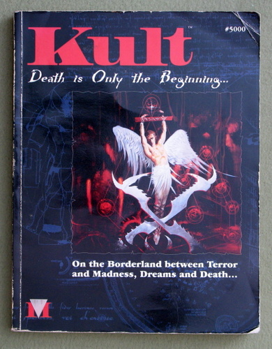 Kult: Death is Only the Beginning... - PLAY COPY, Gunilla Jonsson & Michael Petersen