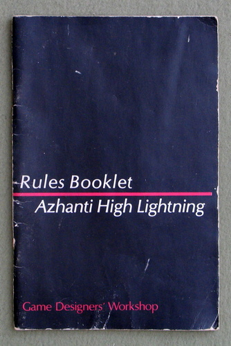 Rules Booklet - Azhanti High Lightning