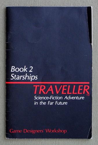 Traveller: Book 2 - Starships