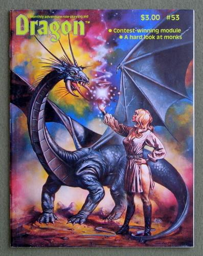 Dragon Magazine, Issue 53