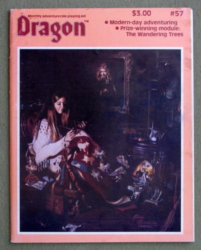 Dragon Magazine, Issue 57