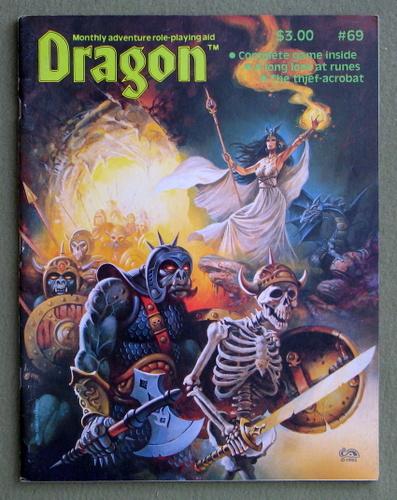 Dragon Magazine, Issue 69