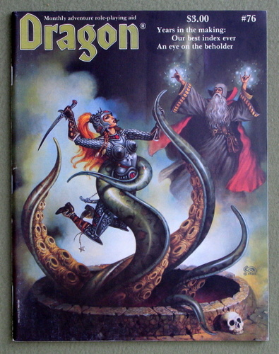 Dragon Magazine, Issue 76