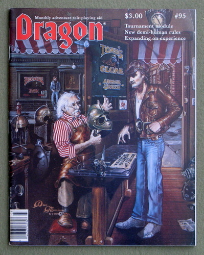 Dragon Magazine, Issue 95