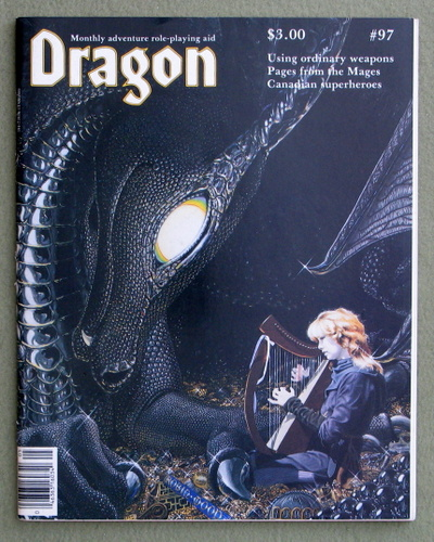 Dragon Magazine, Issue 97