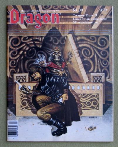 Dragon Magazine, Issue 99
