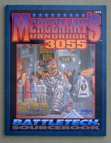 Mercenary's Handbook 3055 (Battletech)