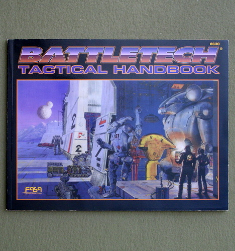 Battletech Tactical Handbook