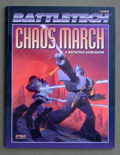 Chaos March: A Battletech Sourcebook