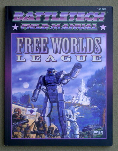 Field Manual: Free Worlds League (Classic Battletech)