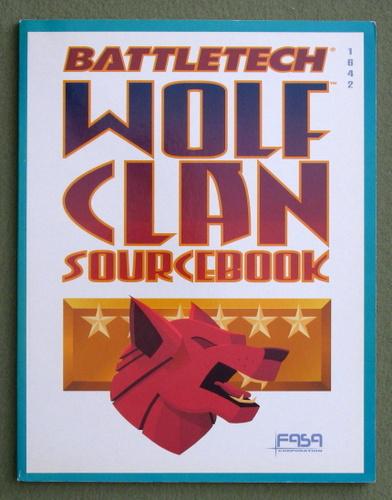 Wolf Clan Sourcebook (Battletech)