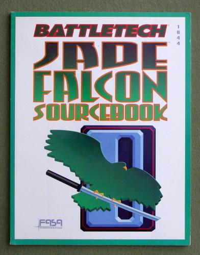 Jade Falcon Sourcebook (Battletech)