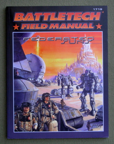 Federated Suns: Battletech Field Manual