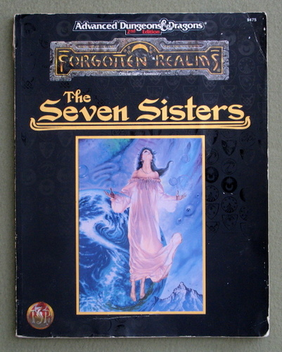 The Seven Sisters (Advanced Dungeons & Dragons: Forgotten Realms) - PLAY COPY, Ed Greenwood